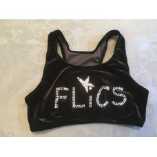 FLICS Gymnastics Crop Top