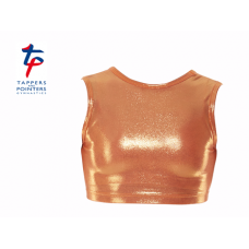 New Kaleidoscope Range - Amber Shine Crop Top