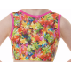 New Kaleidoscope Range - Tropical Fantasy Starburst Crop Top