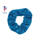 New Kaleidoscope Range - Turquoise Hologram Shine Scrunchie